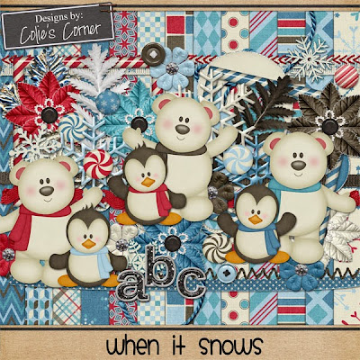 http://store.gingerscraps.net/When-it-Snows.html