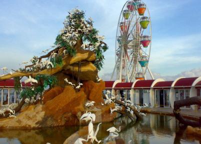 Tempat Wisata di Batam Ocarina Park