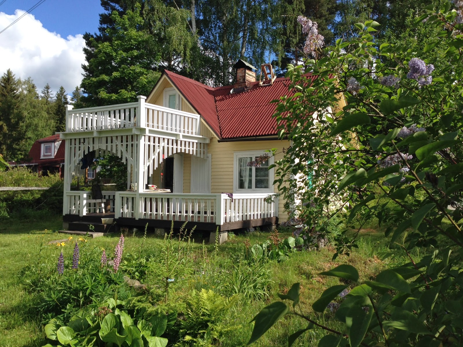 We decorate the dacha with our own hands - a job that brings pleasure