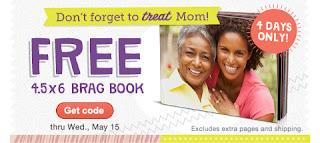 Free Walgreens 4.5x6 Brag Book