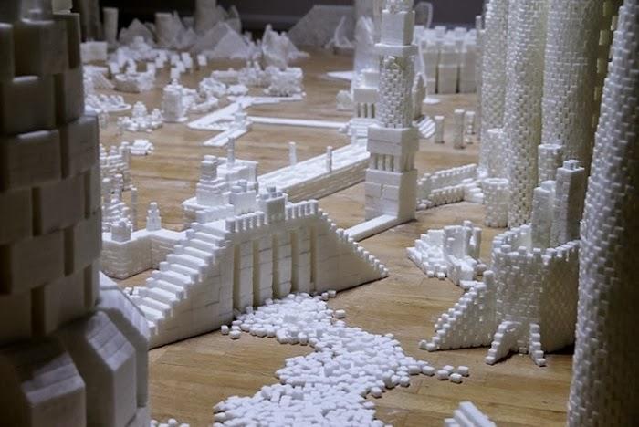 сахарная архитектура