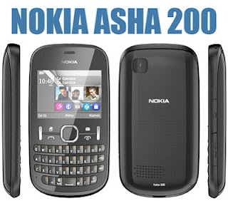 Nokia Asha 200: Price & Review of Dual-sim QWERTY Phone