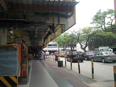 Tenants at Boon Lay Shopping Centre