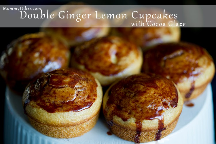Double Ginger Lemon Cupcakes Recipe