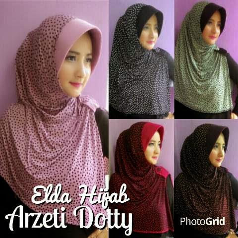Grosir Jilbab Cantik Terlaris 10