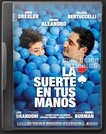La Suerte en tus Manos (DVDRip Español Latino) (2012)