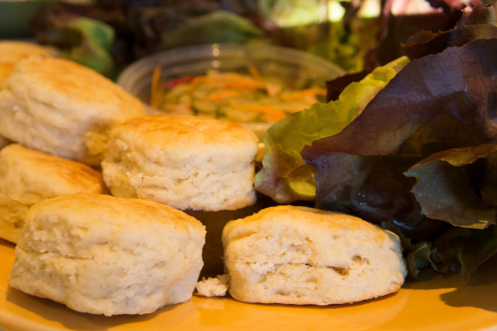 om nom notes: Low (er) Fat, Tender Buttermilk Biscuits Recipe