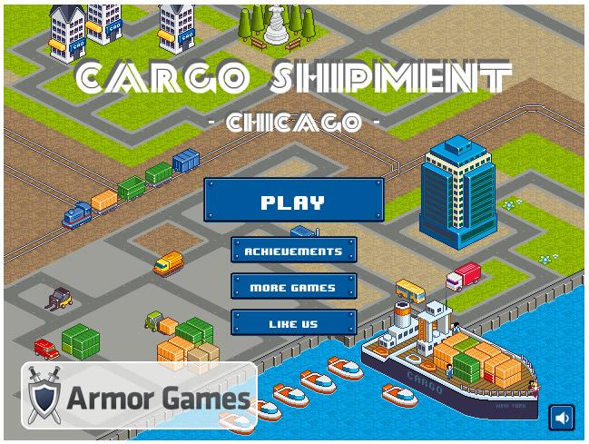 Armor Game : Cargo Shipment - Chicago