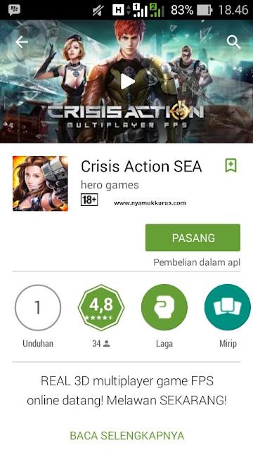 Crisis Action SEA 6