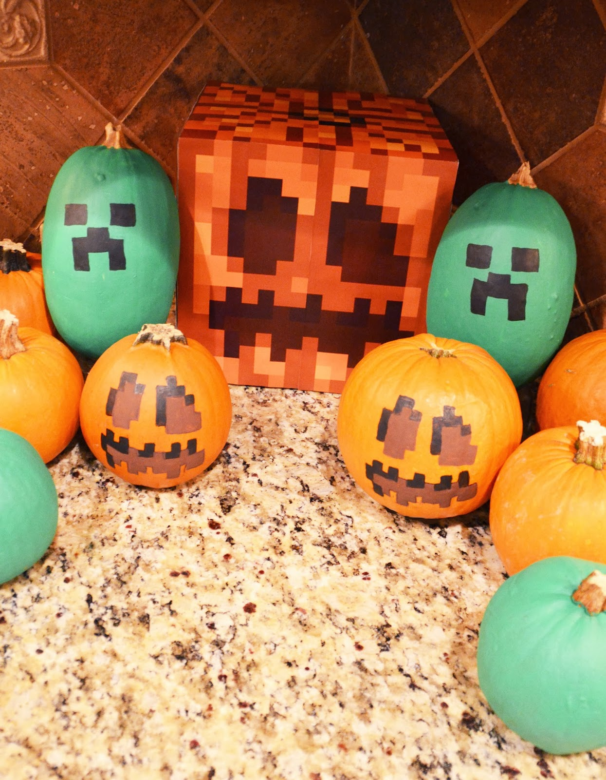 Life Among Pirates: A Minecraft Halloween Party