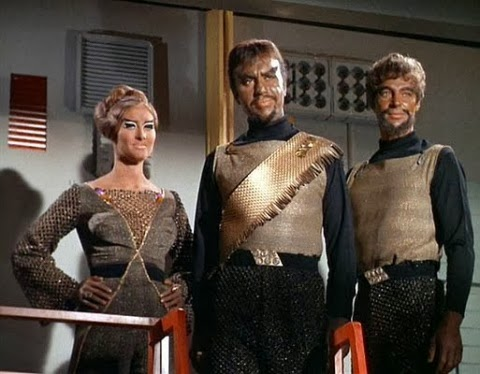 KLINGONS EN STAR TREK: THE ORIGINAL SERIES