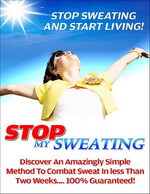 how to stop your back from sweating