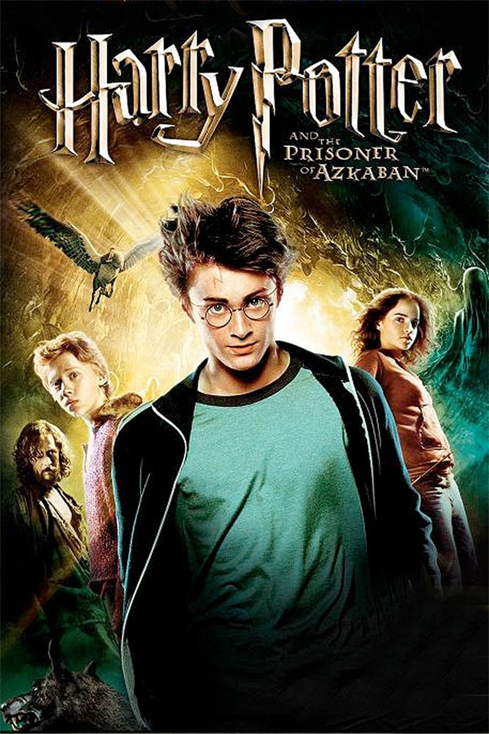 Harry Potter and the Prisoner of Azkaban 2004 - Full (HD)