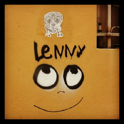 Smiley - Bologna Street Art