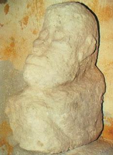 Las enigmáticas esculturas de Riotinto Escultura1