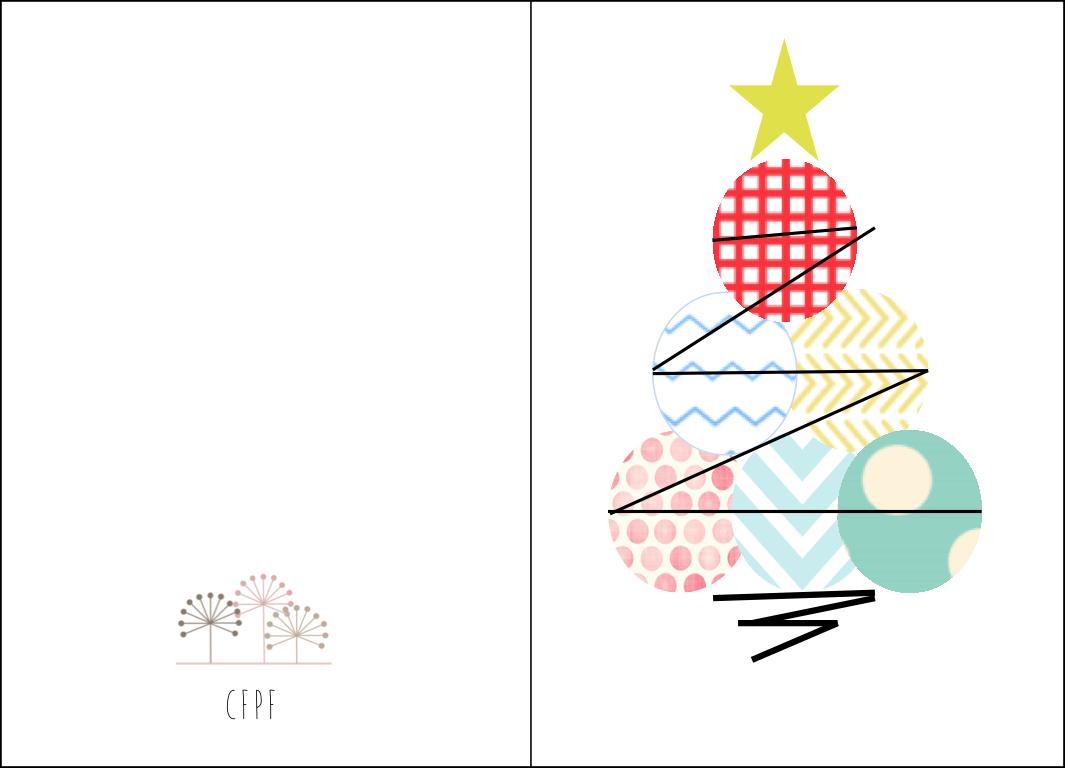 Con fondant por favor: Tarjetas de navidad imprimibles GRATIS