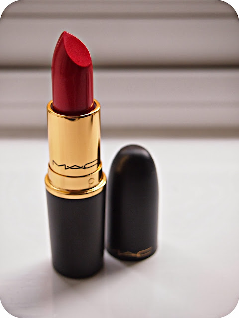 MAC Prepare For Pleasure lipstick from the Divine Night collection 2013