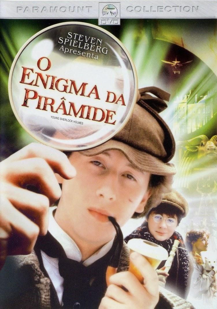 O Enigma da Pirâmide – Dublado (1985)