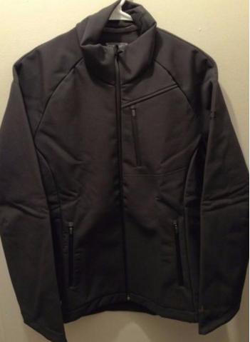 Icebreaker Teton Jacket Merino Wool Men's Small Pine Green-Black NEW