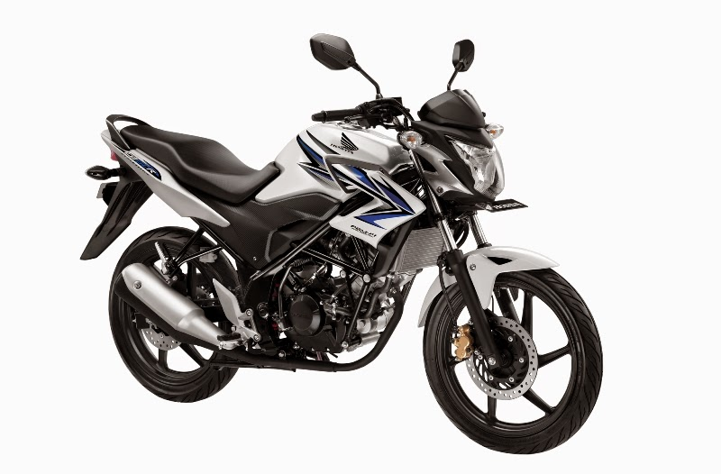 Motor Honda CB150R StreetFire 2015