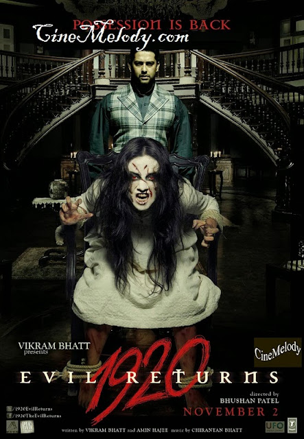 1920 Evil Returns  Hindi Mp3 Songs Free  Download  2013
