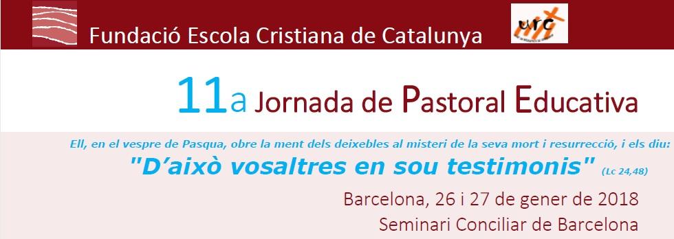 11a Jornada Pastoral Educativa