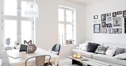 Leef interieuradvies scandinavisch wonen for Rechthoekige woonkamer inrichten