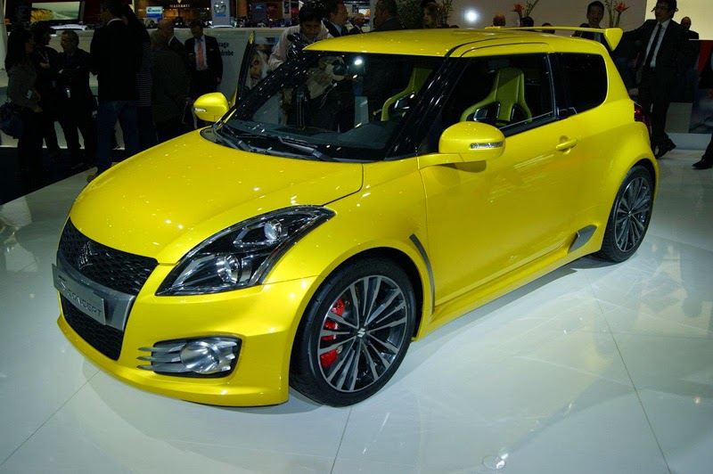modifikasi suzuki swift gt