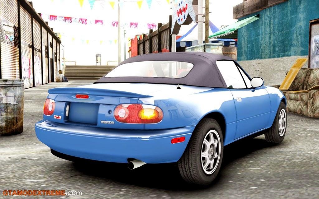 Baixar carro Mazda MX5 Miata 1994 Para GTA IV