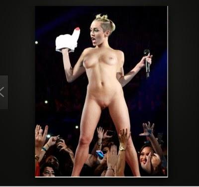 Miley Cyrus Se Desnuda En Un Concierto Full Mira Este Video Antes De