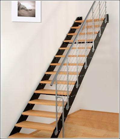 Square it inmobiliaria tipos de escalera para tu casa for Tipos de escaleras para casas de 2 pisos
