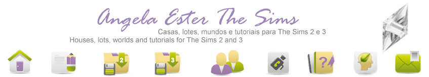 Angela Ester The Sims