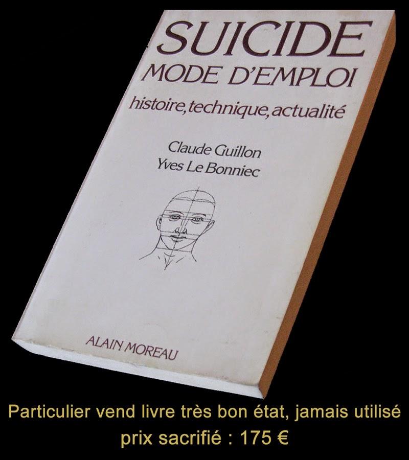 Suicide mode d'emploi