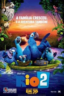 Baixar Filme Rio 2 Dublado Torrent Download