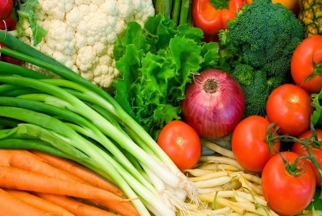 Βάζουμε τα φρέσκα λαχανικά στην καθημερινή μας διατροφή