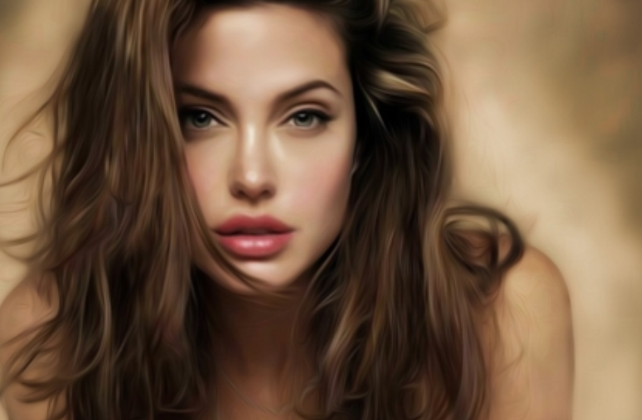 Angelina Jolie World Most Beautiful