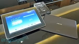 ASUS Memo Pad FHD 10: Intel Clover Trail+ Tablet