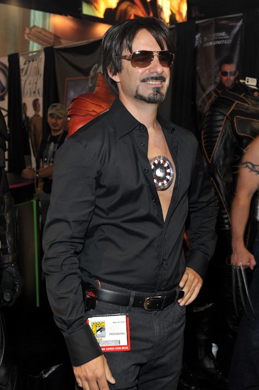 Cosplay Friday Tony Stark Tony Stark Cosplay