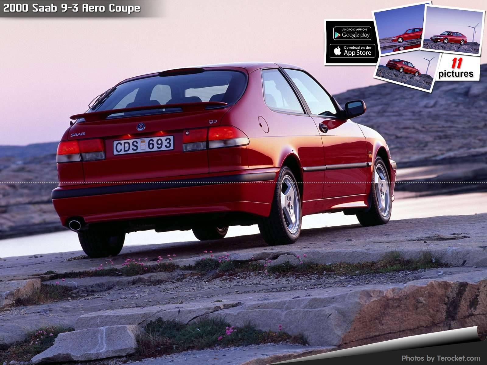 Hình ảnh xe ô tô Saab 9-3 Aero Coupe 2000 & nội ngoại thất