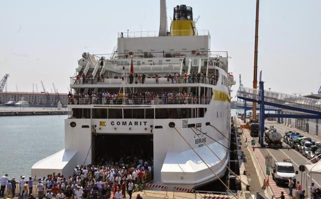Transport maritime. La page Comarit définitivement tournée.