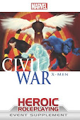 MHR: Civil War- X-men