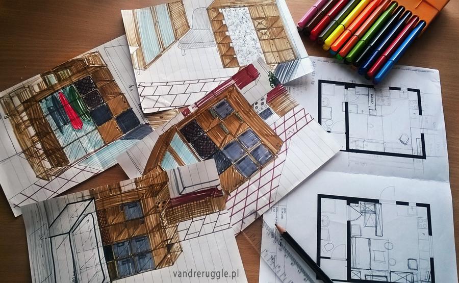 3 sekrety urządzania małego mieszkania #Scandinavian Style