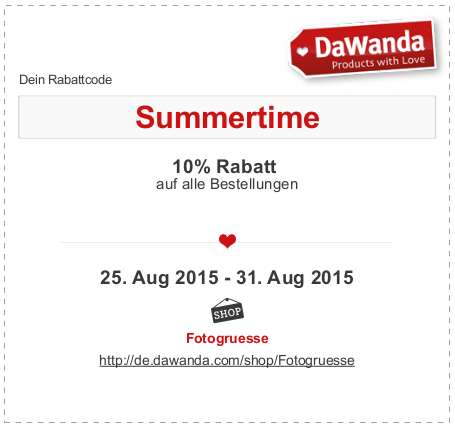 http://dawanda.com/shop/Fotogruesse/seller_coupons/Summertime