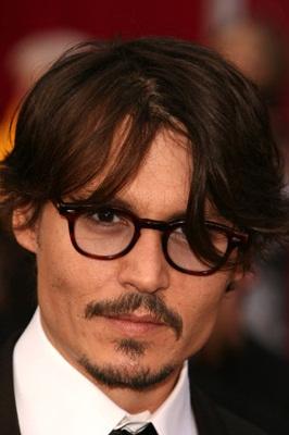 Writer Johnny Depp