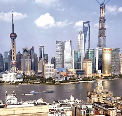 China Buka Zona PErdagangan Bebas di Shanghai