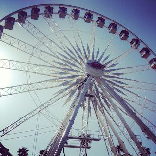 Coachella, Coachella ferris wheel, Coachella 2013