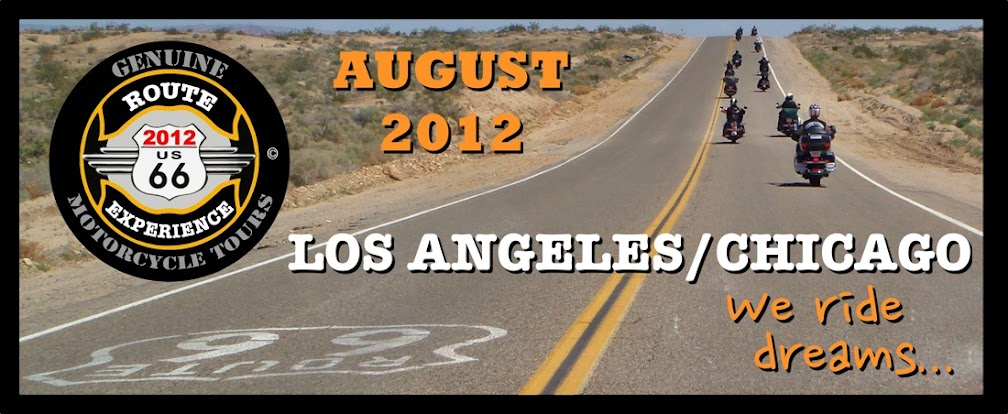 ROUTE 66 EXPERIENCE 2012
