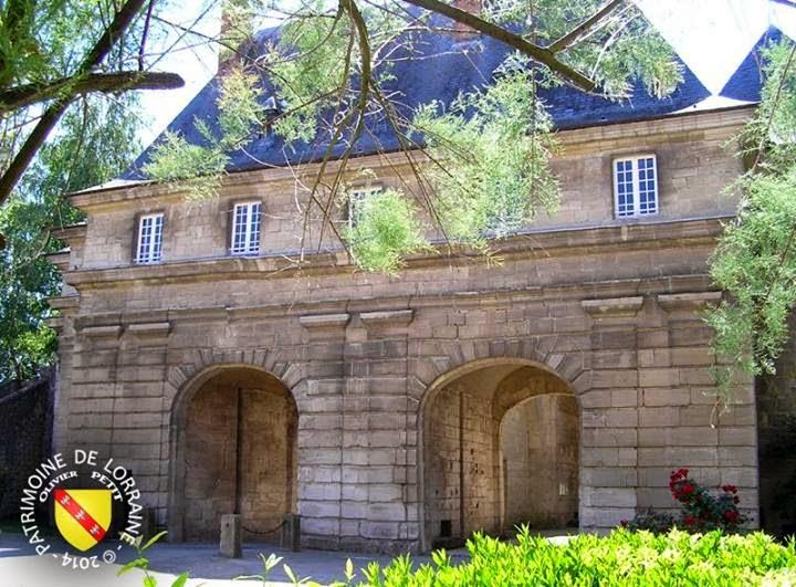 MARSAL (55) - La Porte de France
