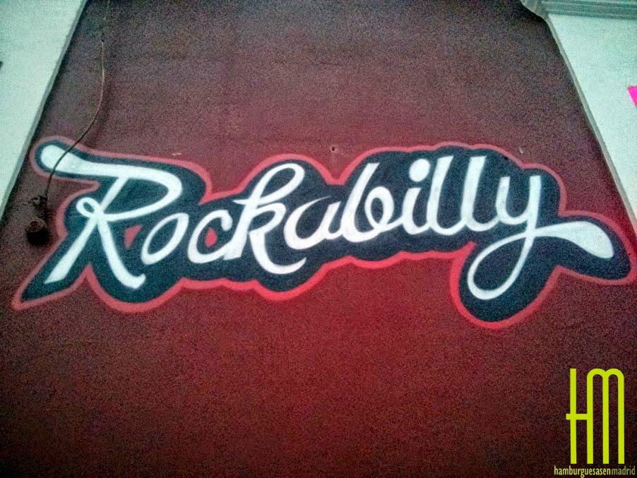 Cabecera Rockabilly