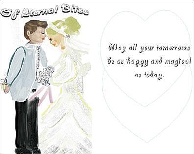 Full wallpaper wedding card greetings wedding card greetings m4hsunfo